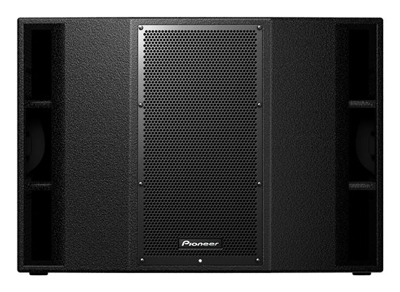 Pioneer XPRS215S Dual 15 Inch Powered Subwoofer
