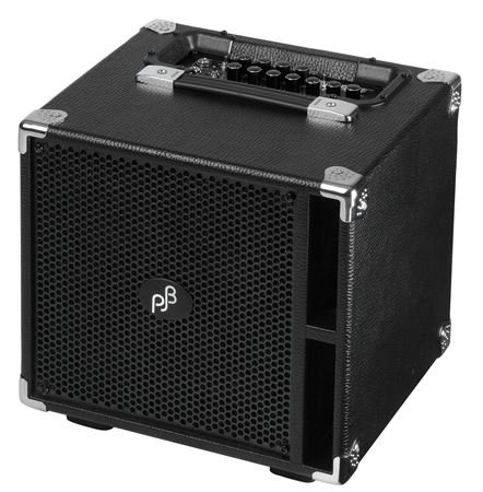 Phil Jones Bass Suitcase Compact BG-400 Bass Combo Amplifier
