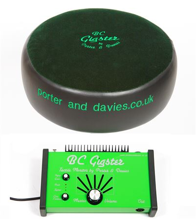 Porter And Davies BC Gigster With Round Throne Top
