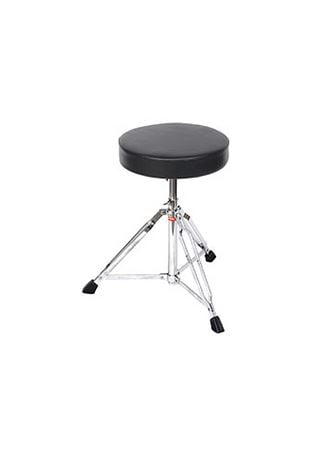 Percussion Plus 900T Double Braced Drum Throne