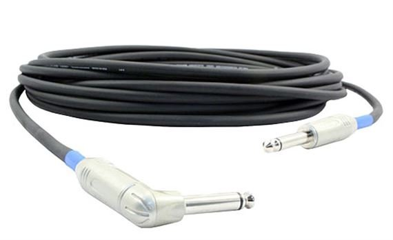 Pro Co Excelline Right Angle Instrument Cable