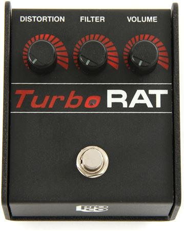 Pro Co Turbo Rat Distortion Pedal