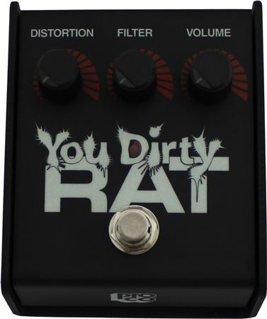 ProCO YDRAT You Dirty RAT Pedal Distortion Effects Pedal