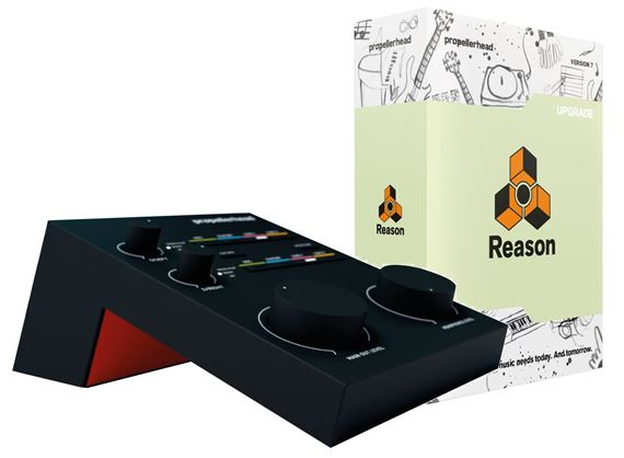 Propellerhead Balance Audio Interface with Reason 7 Upgrade