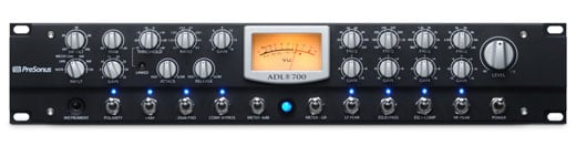 PreSonus ADL 700 All Tube Channel Strip Mic Preamp