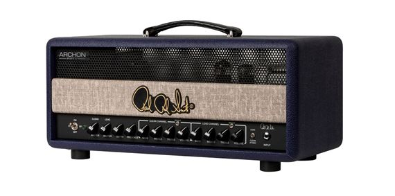 PRS Paul Reed Smith Limited Edition Plum Archon 50 Amp Head