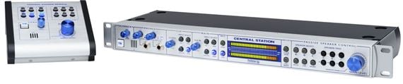 PreSonus Central Station Plus Studio Monitor Controller wRemote