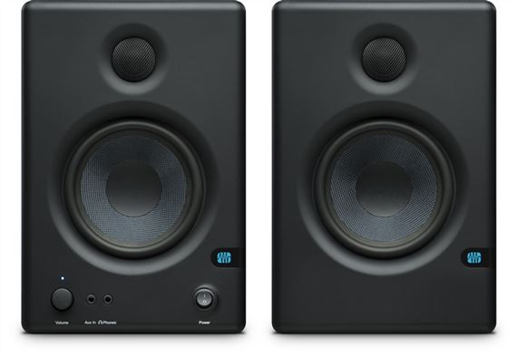 PreSonus Eris E4.5 Powered Studio Monitors, Pair