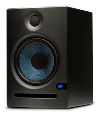 PreSonus Eris E8 8 Inch 2 Way Full Range High Definition Powered Studio Monitor