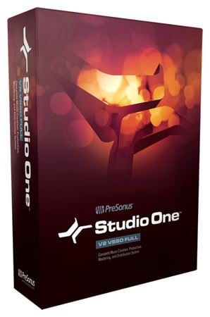 PreSonus Studio One Artist 2 Music Production Software