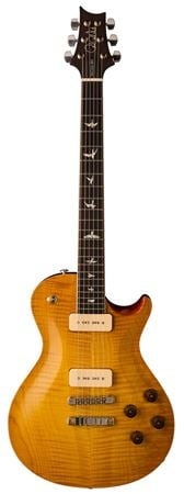 PRS McCarty Singlecut 594 Soapbar 10 Top McCarty Burst with Case