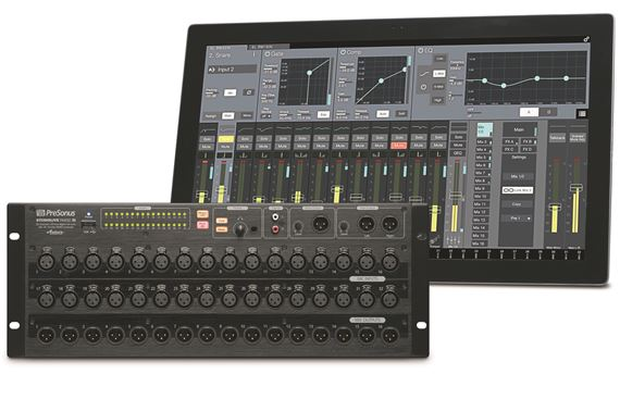 PreSonus StudioLive RM32 AI Rack Mounted Digital Mixer
