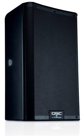 QSC K82 8 inch Two-Way 2000 Watt Powered Portable Loudspeaker