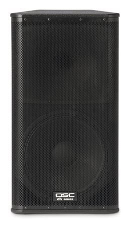 QSC KW152 15 Inch 1000 Watt Two Way Active PA Loudspeaker