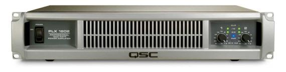 QSC PLX1804 900 Watt 2 Channel Lightweight Power Amplifier