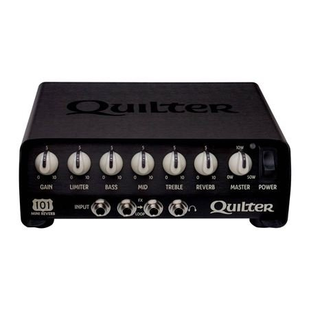 Quilter 101 Mini Guitar Amplifier Head with Reverb 50 Watts