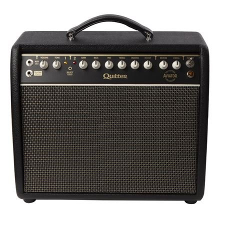 Quilter Aviator Gold 8 Inch Guitar Combo Amplifier