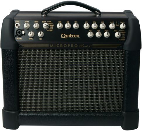 Quilter MicroPro Mach 2 8 Inch Guitar Combo Amplifier