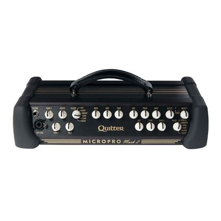 Quilter MicroPro Mach 2 Head Guitar Amplifier