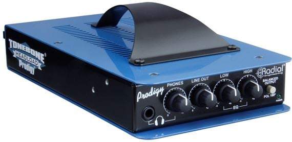 Radial Headload Prodigy Tube Guitar Amplifier Attenuator With JDX