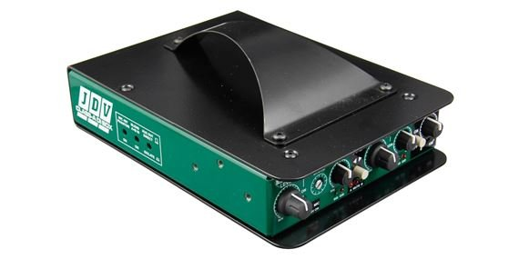 Radial JDV Mk5 2 Input High Performance Active Direct Box And Preamp