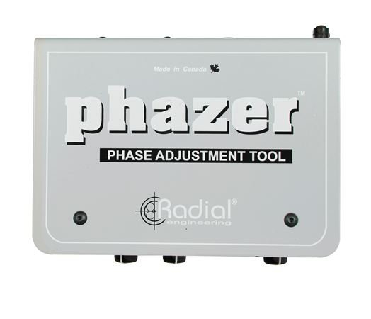 Radial Phazer Active Phase Alignment Controller