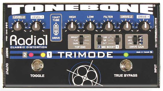 RAD TRIMODE LIST Product Image