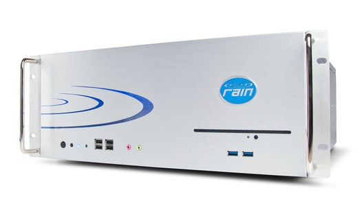 Rain Computers ION A2 Rackmount Audio Computer
