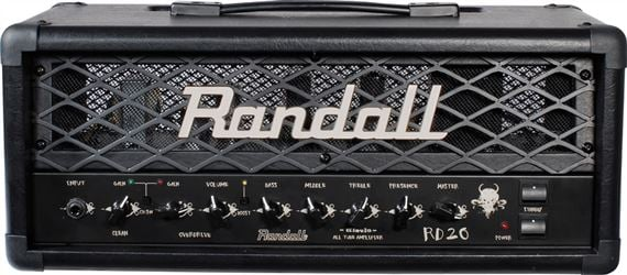 Randall RD20H Diavlo Guitar Amplifier Head