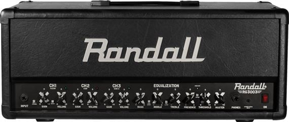 Randall RG3003H Guitar Amplifier Head