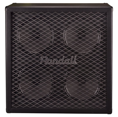 Randall RT412RC 4x12 Guitar Speaker Cabinet