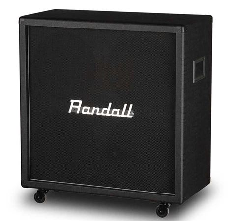 Randall RX412 4x12 Straight Guitar Speaker Cabinet
