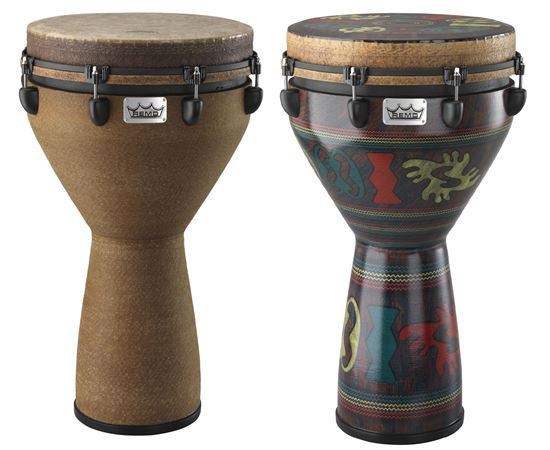 Remo Djembe Drum - Key Tuned