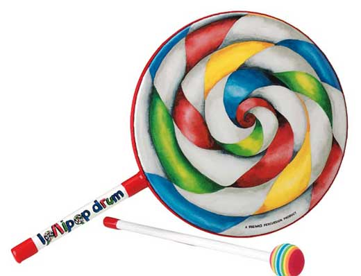 Remo Kids Lollipop Drum