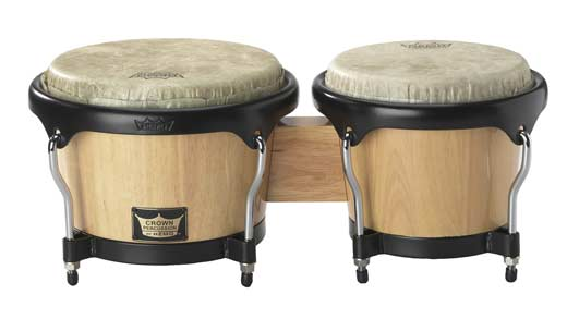 Remo Crown Percussion Bongos