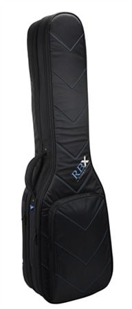 Reunion Blues RBX2B Double Electric Bass Guitar Bag