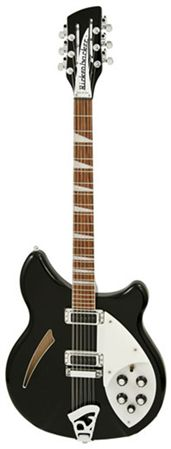 Rickenbacker 360/12 12-String Electric Guitar with Case
