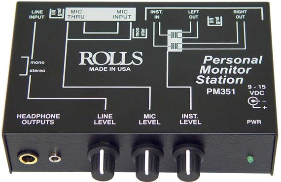 RLL PM351 LIST Product Image