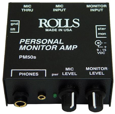 RLL PM50S LIST Product Image