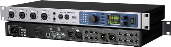 RME Fireface UFX II USB Audio Interface