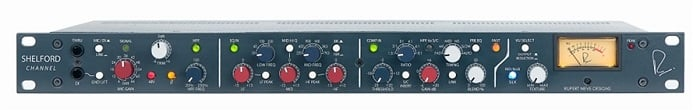 Rupert Neve Designs Shelford Channel Mic Pre EQ