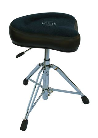 Roc N Soc NR Nitro Base Original Seat Black Double Braced Drum Throne