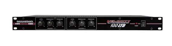 Rocktron Velocity 100 LTD Rack Guitar Power Amplifier