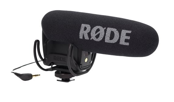 Rode VideoMic Pro VMP With Rycote Lyre Shockmount