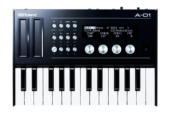 Roland A01K Keyboard Controller and Tone Generator