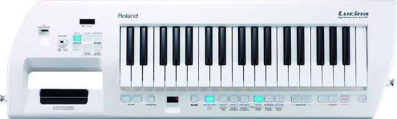 Roland AX 09 Lucina Handheld Synthesizer Keyboard
