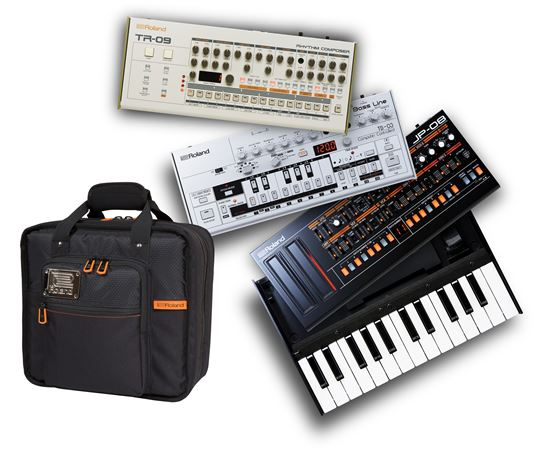 Roland Ultimate Classics Boutique Series Synthesizer Bundle