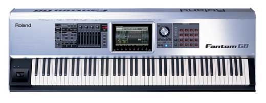 Roland Fantom G8 88 Key Synth Workstation Sampler