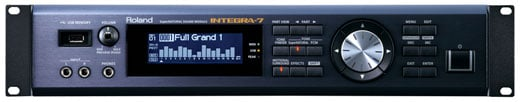 Roland Integra7 Synthesizer Sound Module