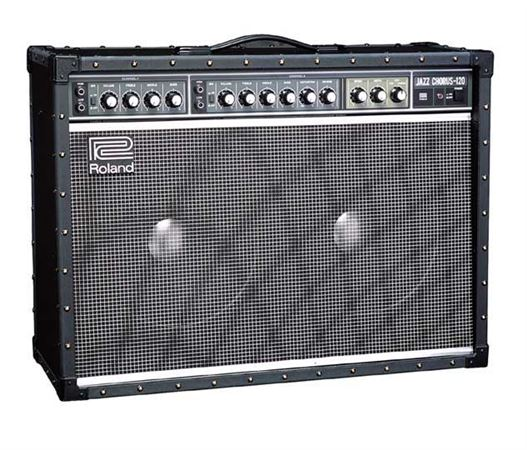Roland JC120 Jazz Chorus Stereo Guitar Amplifier